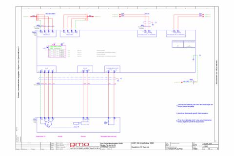 Schaltplan Hardware